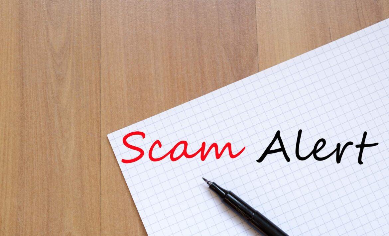 scam alert Singapore